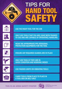 Top 10 Safety Posters - eaposters |Hand Safety Tips